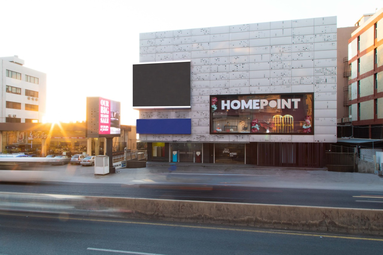HOMEPOINT / ZOUK MOSBEH